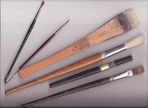 brushes 001